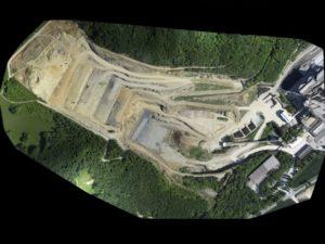 mapas aereos y cartografia con drones