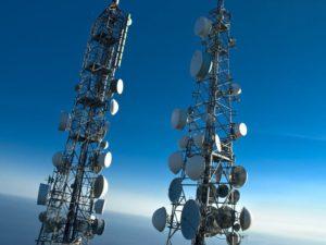 Inspección aérea de antenas y torres de telecomunicaciones en Cantabria
