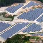 inspeccion paneles solares con termografia y drones en Cantabria