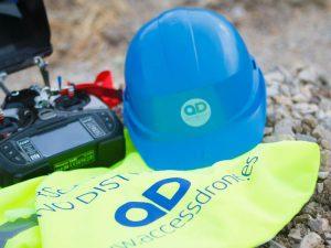 Accessdrone cuenta con la experiencia y tecnología necesarias para labores de fotogrametría en Cantabria