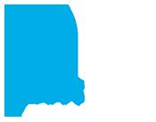 logotipo accessdrone blanco
