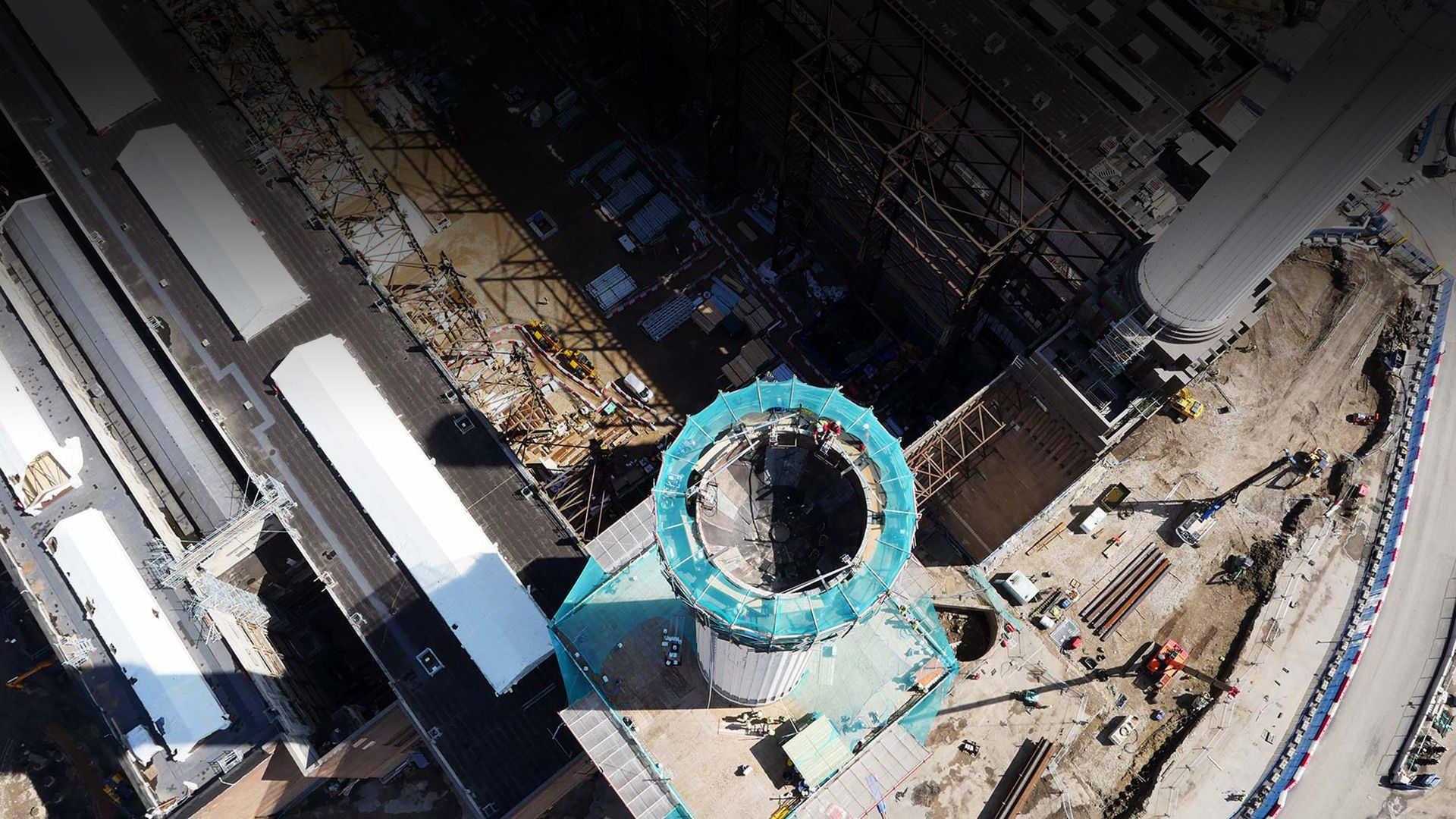 Portada accessdrone imagen aerea inspeccion industrial