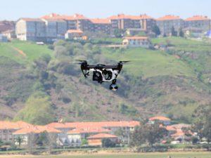 Grabación de vídeos aéreos para promociones o eventos en Cantabria